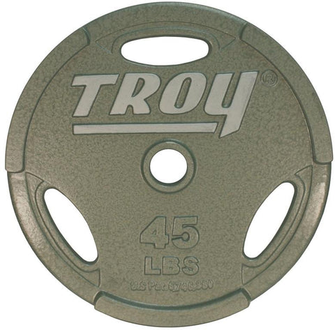 Bars, Plates And Collars - TROY Machined Grip Plate