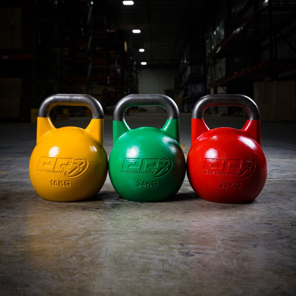 PRx Competition Kettlebell