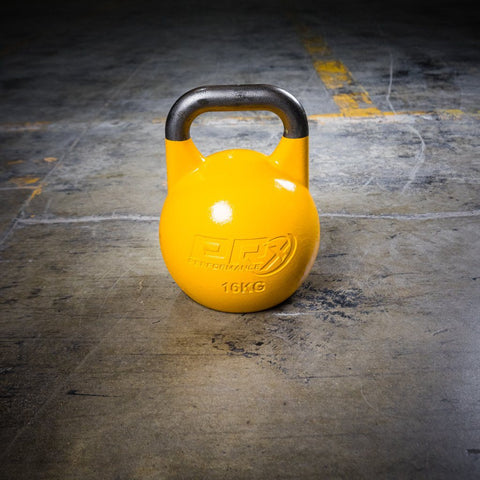 Bodyweight & Conditioning - PRx Competition Kettlebell