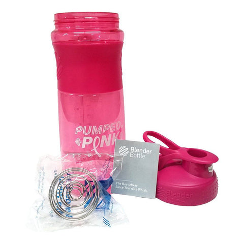 Bodyweight & Conditioning - PRx Pumped In Pink Blender Bottle
