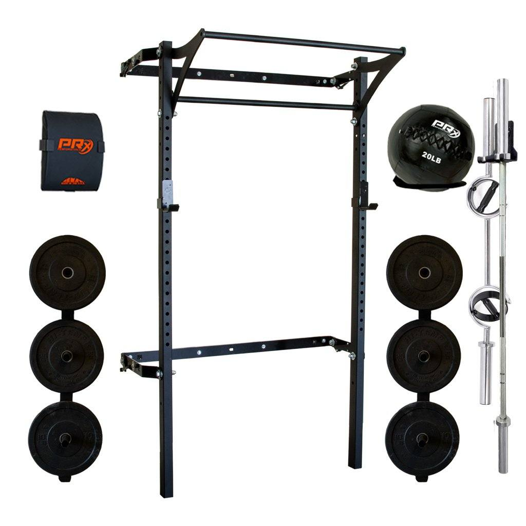 Equipment Packages - SWOLE Mates: BROs Profile® Package - Complete Home Gym