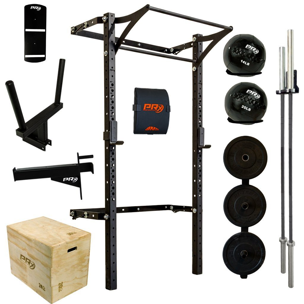 Equipment Packages - SWOLE Mates: His & Hers Profile® PRO Package - Complete Home Gym