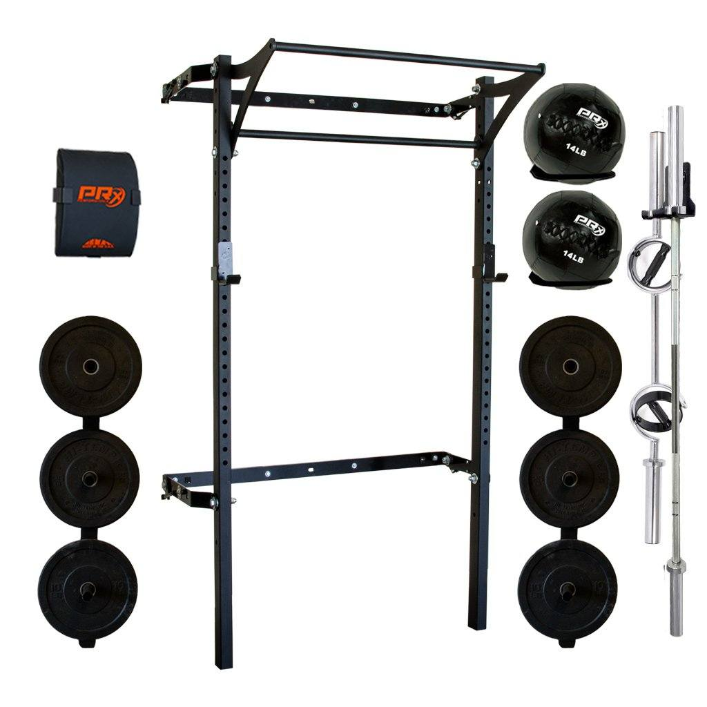 Swole mates ladies profile package complete home gym prx