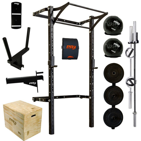 Swole mates ladies profile pro package complete home gym