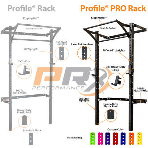 Equipment Packages - Women's Profile® PRO Elite Package With Folding Bench - Complete Home Gym