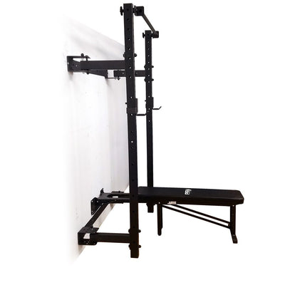 Murphy Racks - Start: PRx Murphy Squat Rack With Pull-Up Bar - BYO Package