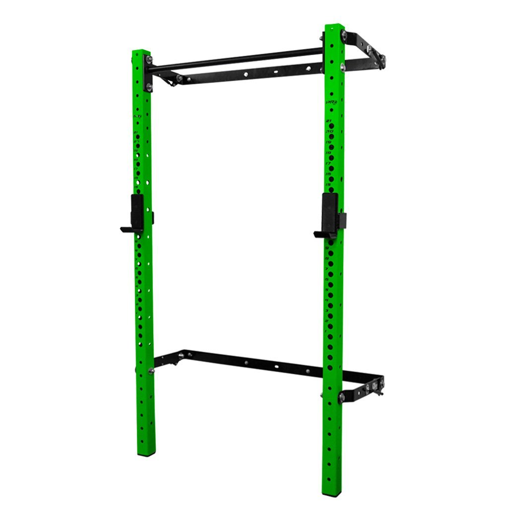Profile® PRO Squat Rack with Pull-Up Bar