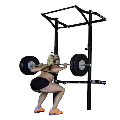 Profile® Racks - Start: Profile® Squat Rack With Kipping Bar™ - BYO Package
