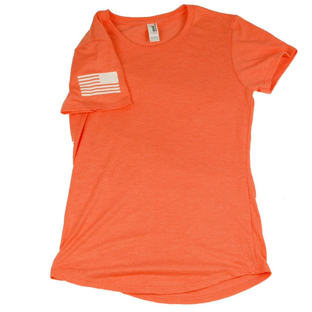 PRx Ladies Scoop Neck T-Shirt