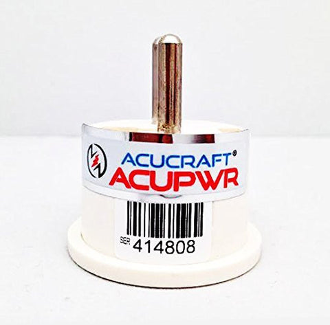 Type B to Type F Schuko Wall Plug Adapter - ACUPWR USA