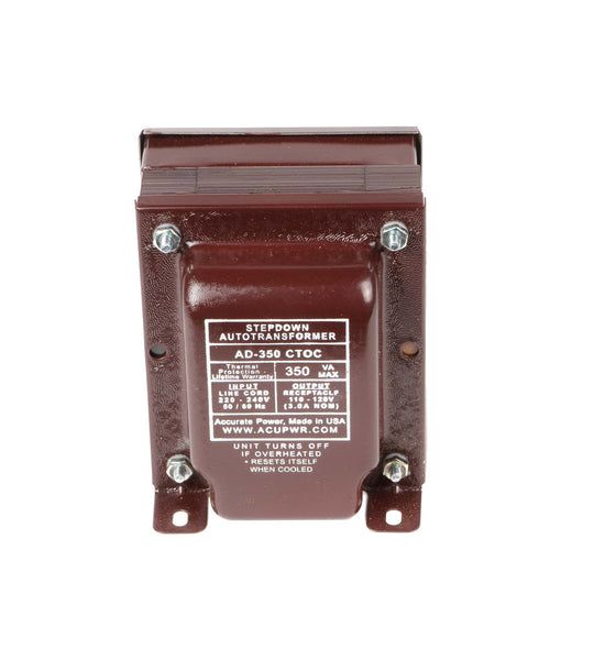 350 Tru-Watts™ Step Down Voltage Transformer – AD-350IEC
