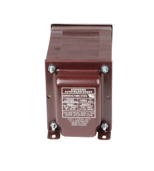 1500-Watt Step-Down Transformer (ADICH14-1500)