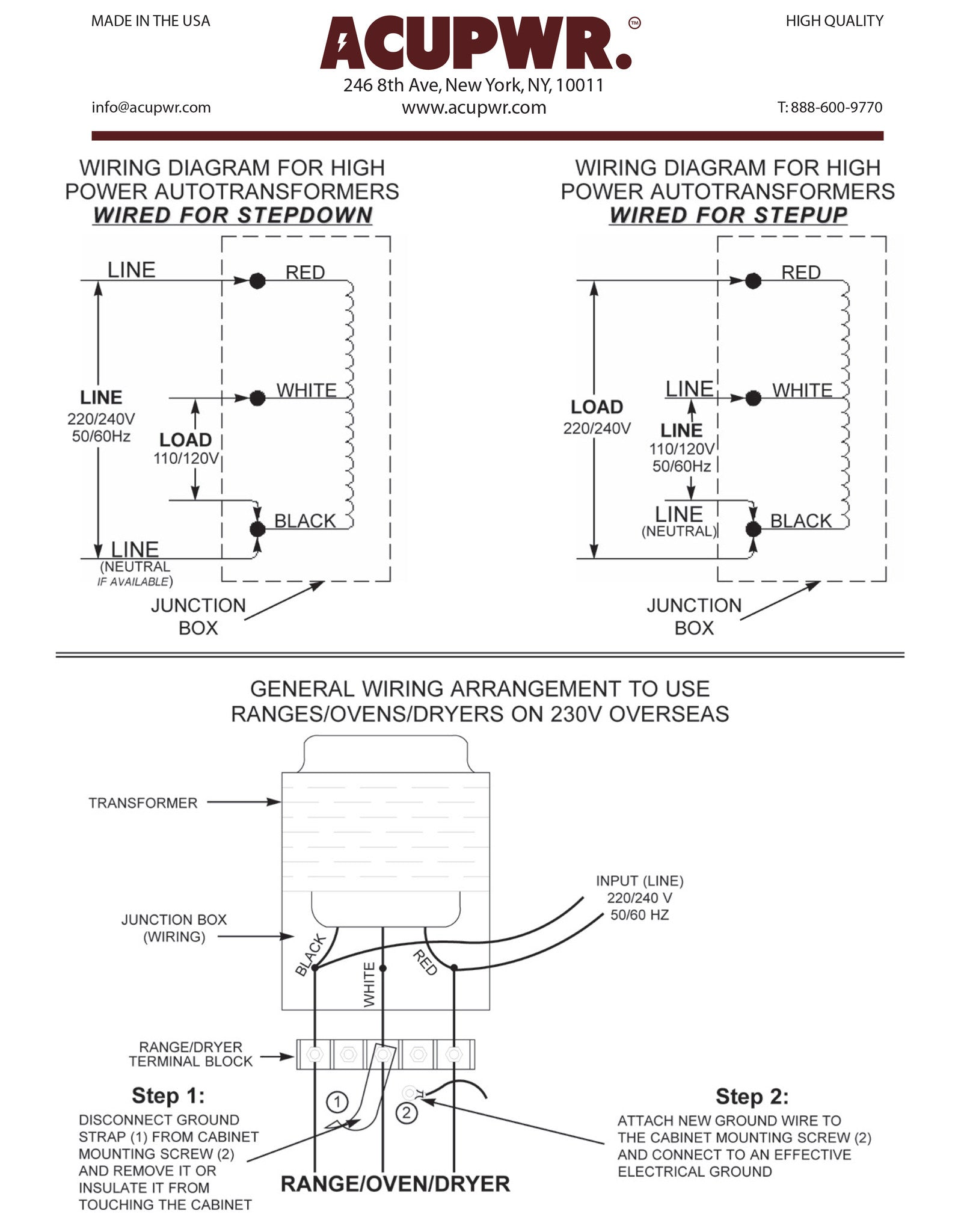Acme transformer t s wiring diagram