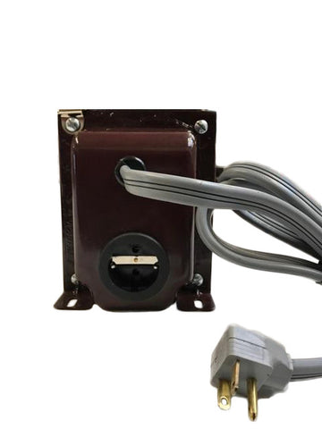 2500 Tru-Watts™ Step Up Transformer Converter - Use 220 Volts appliances in 110 Volts countries - AU-2500