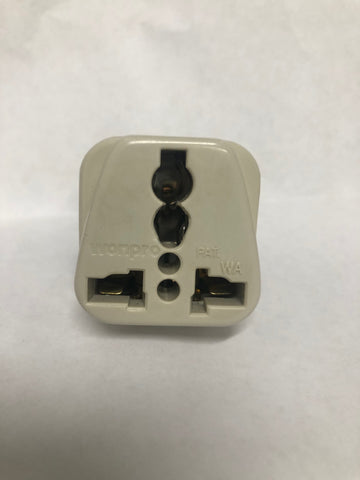 Universal to Type L Plug Adapter