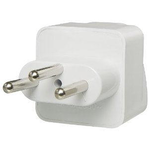 Any Shape to Type J Plug Adapter