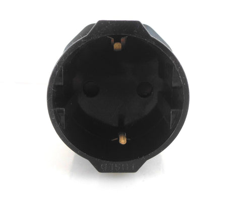 Type F to Type G Plug Adapter