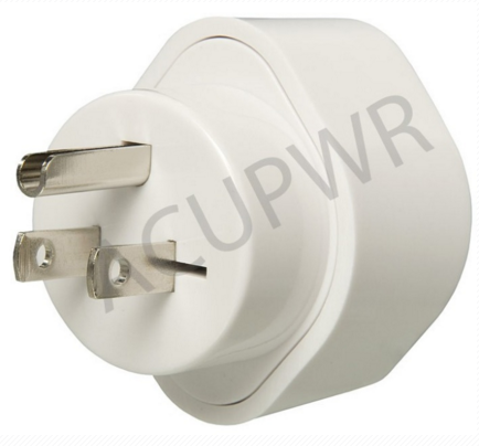 France to USA Plug Adapter AC-29 - ACUPWR USA  - 2