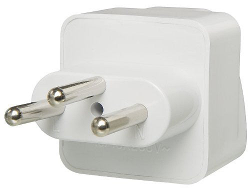 Universal to Type J Plug Adapter - ACUPWR USA  - 2
