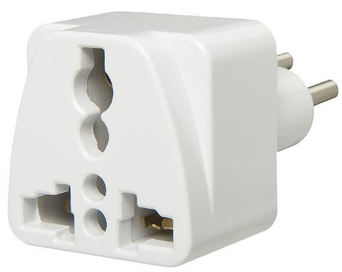 Universal to Type J Plug Adapter - ACUPWR USA  - 1