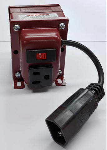 300 Watt Step Up/Step Down Transformer - Convert 110-120 voltages to 220-240 or vice-versa