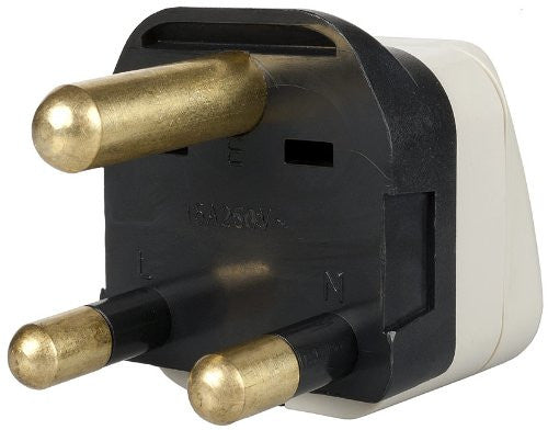 Universal to Type M Plug Adapter - ACUPWR USA  - 2