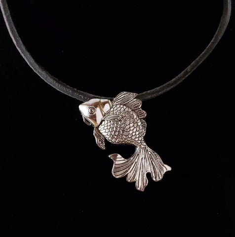 Koi Fish Necklace