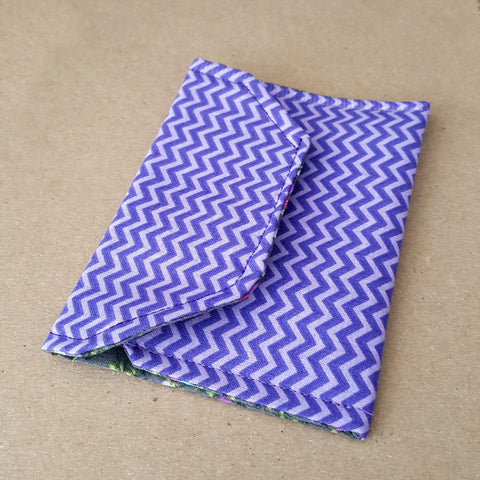 Purple Wave Wallet