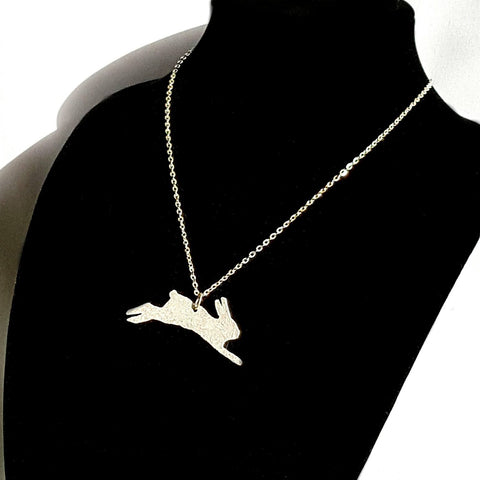 White Rabbit Necklace - Necklace - 1