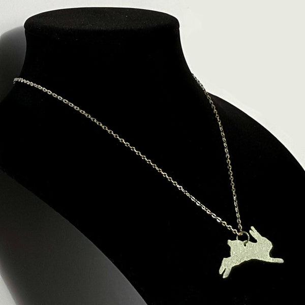 White Rabbit Necklace - Necklace - 5
