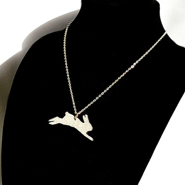 White Rabbit Necklace - Necklace - 9