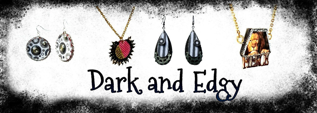Jewelry Collection Dark and Edgy