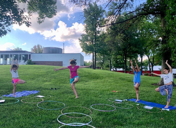 Pods & Family Yoga Classes - Groups of Four