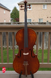 SOLID WOOD CELLO