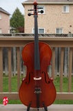 PREMIUM  SOLID WOOD CELLO