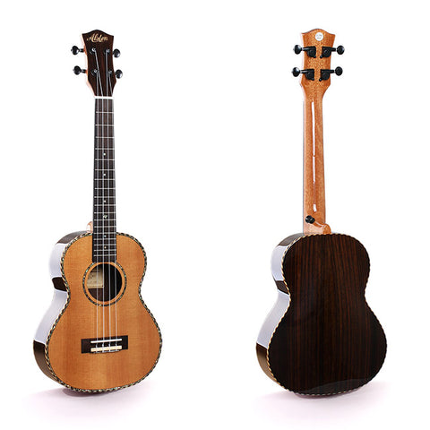 TENOR (26'') FULL SOLID WOOD UKULELE WITH BAG