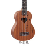 SOPRANO (21'') UKULELE WITH BAG