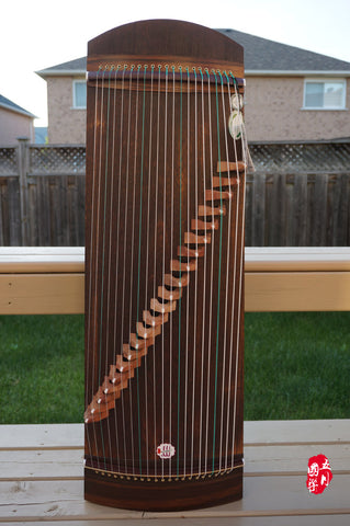 38'' TRAVEL SIZE  PAULOWNIA WOOD GUZHENG