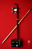 PROFESSIONAL EBONY ERHU 'RED MOUNTAIN JADE DRAGON'