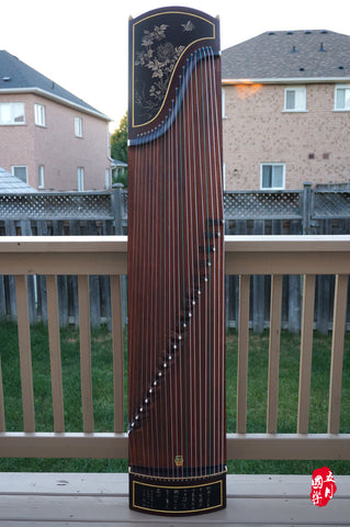 EAST INDIAN ROSEWOOD GUZHENG-- 'PENOY'