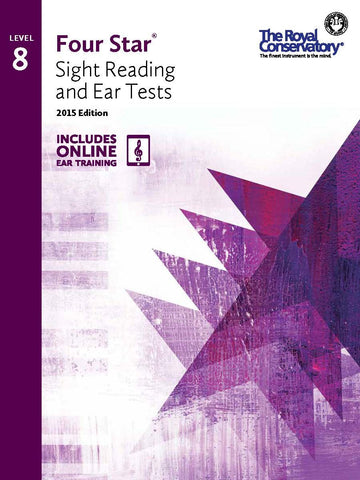 Four Star® Sight Reading and Ear Tests Level 8