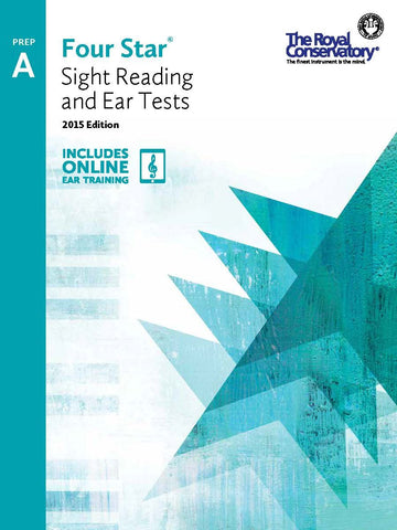Four Star® Sight Reading and Ear Tests Preparatory A