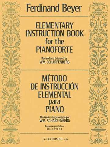 Elementary Instruction for the Pianoforte: (Metodo de Instruccion Elemental)