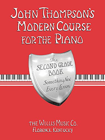 John Thompson's Modern Course for the Piano - Second Grade (Book Only)