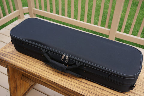 Premium Rectangle  Violin Case-- 小提琴方形琴盒