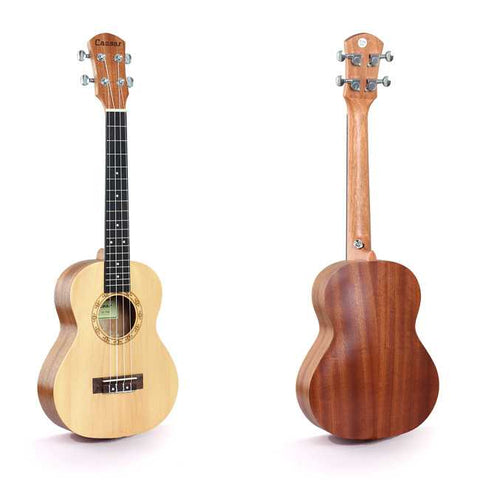 TENOR (26'') TOP SOLID WOOD UKULELE WITH BAG