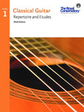 Guitar Repertoire and Etudes 1