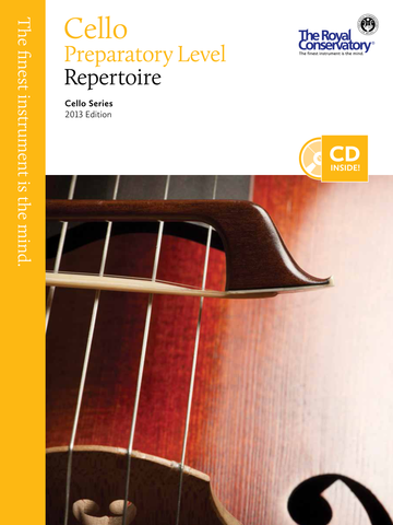 Cello Repertoire Prep