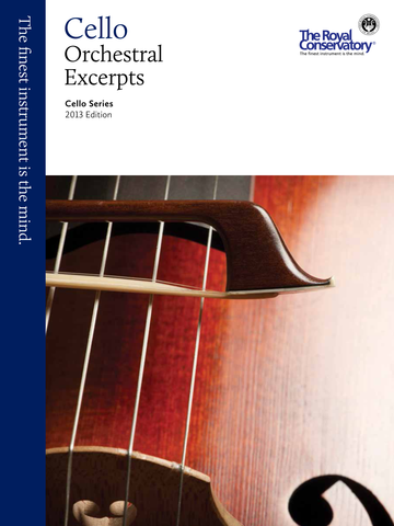 Cello Orchestral Excerpts