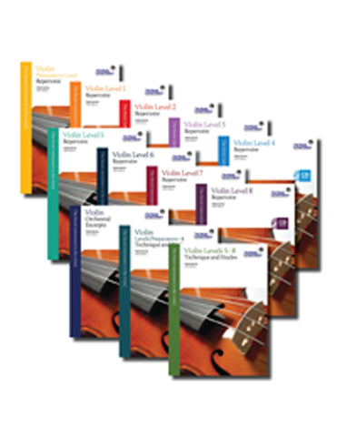 Violin Series, 2013 Edition Complete Set
